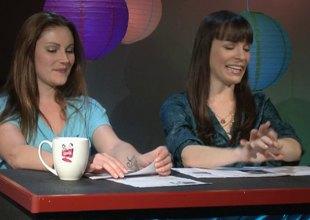 Busty babe Jelena Jensen talks about her career as a pornstar