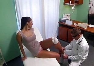 FakeHospital Dirty milf sex junkie gets fucked by the doctor
