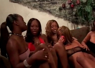 Sluts fucking in black lesbo groupsex