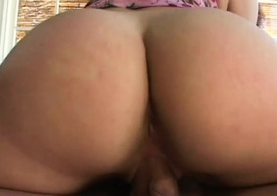 Beautiful juvenile babe can't live without to suck a long dick and to get pounded coarse