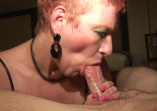 This mama can't live without to get a mouth full of cum