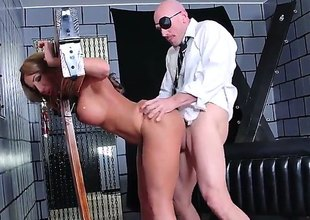 One time again, johnny sins is pounding wet dripping pussies for the good of all mankind. His massive fucking schlong is taking care of Richelle so well, this babe cums multiple times
