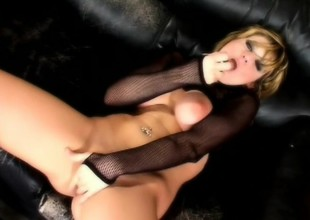 Big breasted star Tyla Wynn knows how to please her pretty pussy