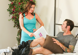 Sovereign Syre, Tommy Pistol in MILFS Seeking Boys #08,  Scene #03
