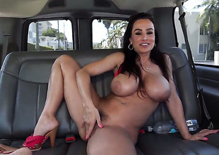 Lisa Ann xxx is getting fucked