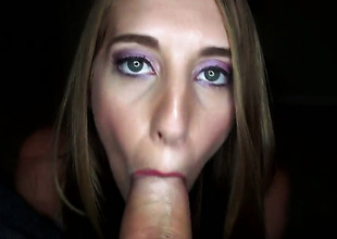 Cadence Lux with round bottom cant wait to be poked by her hot sex partner