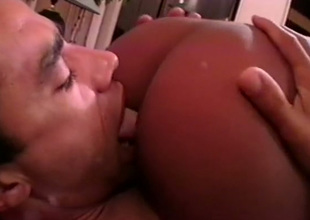 This black chick turns into a wild whore when she is in the bedroom