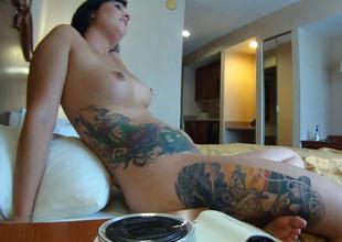 Hidden cam in the hotel