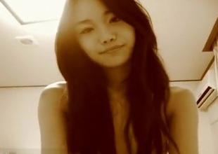 My cute Asian slut screams like nether regions